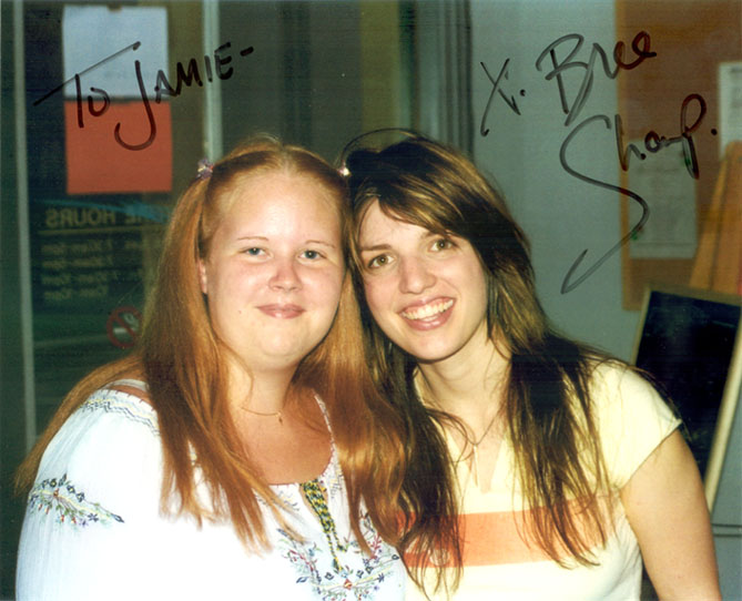 Bree Sharp and Me